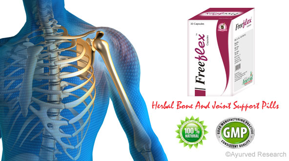 Herbal Bone And Joint Support Pills Formula Products